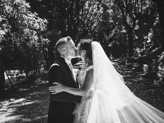 Il matrimonio di Roberto e Valeria a Rocca di Papa, Roma 25