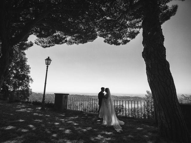 Il matrimonio di Roberto e Valeria a Rocca di Papa, Roma 30
