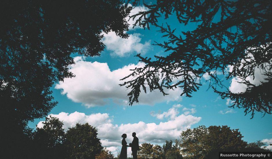 Il matrimonio di Marco e Carlotta a Roma, Roma