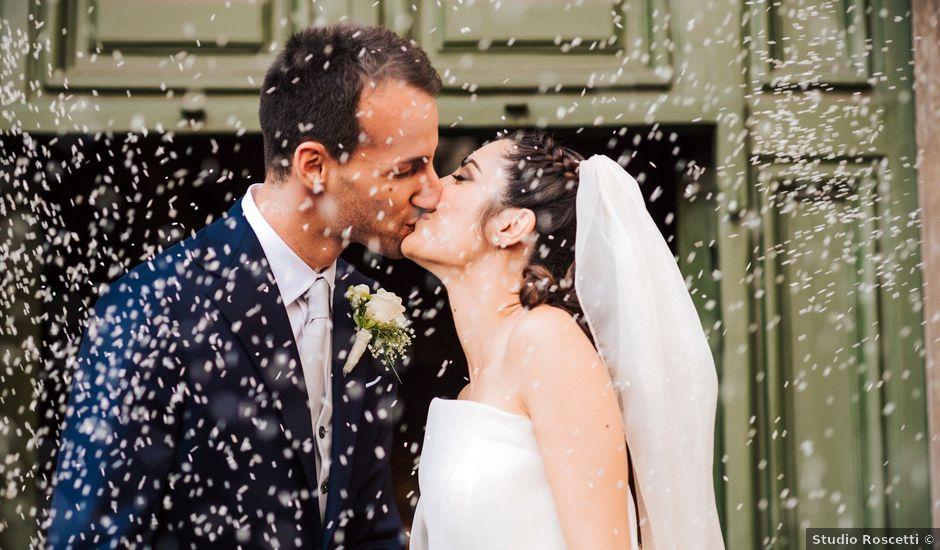 Il matrimonio di Davide e Francesca a Roma, Roma
