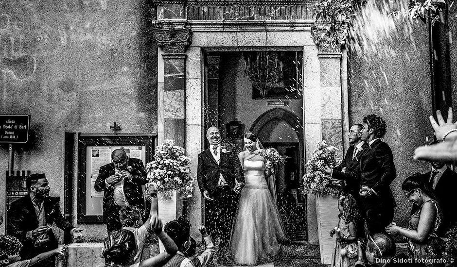 Il matrimonio di Aurelio e Angela a Castelmola, Messina