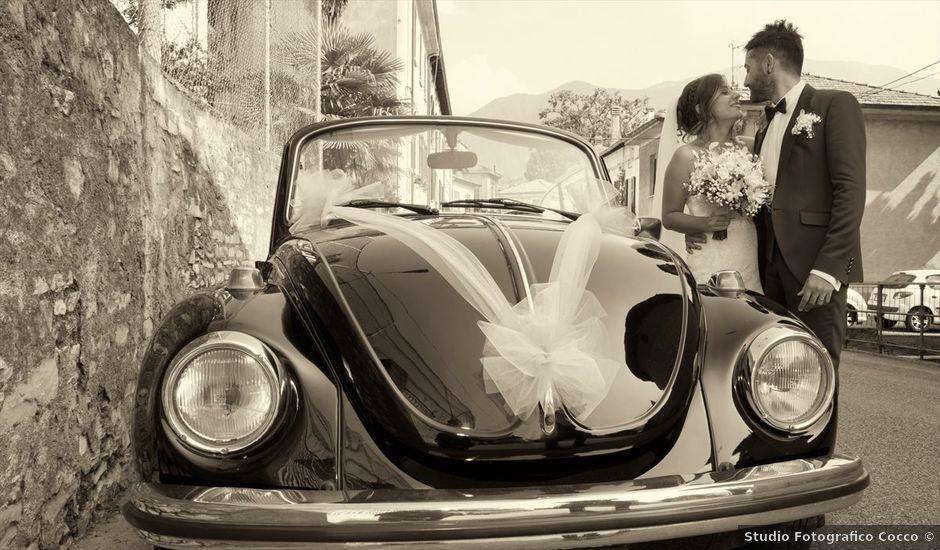 Il matrimonio di Massimo e Sara a Carate Urio, Como