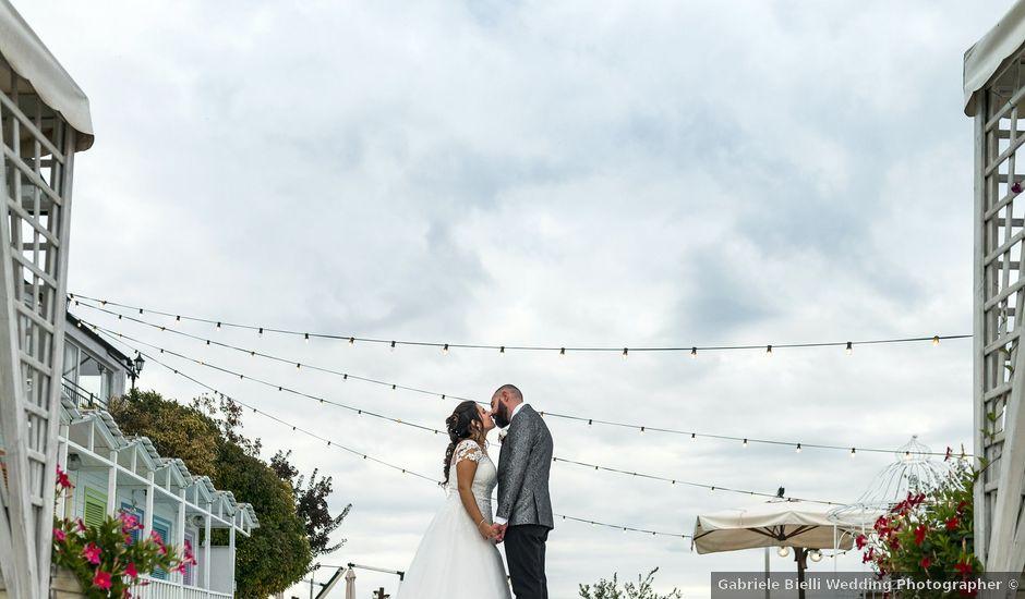 Il matrimonio di Daniele e Rosa a Villongo, Bergamo