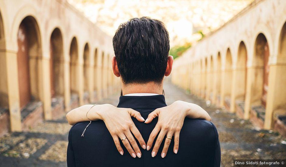 Il matrimonio di Stefania e Carmelo a Adrano, Catania