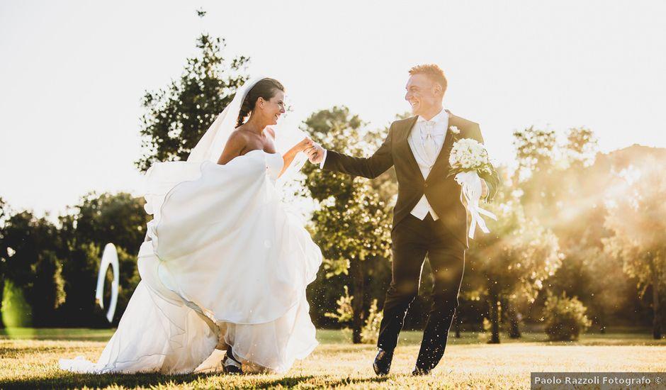 Il matrimonio di Matteo e Laura a Camaiore, Lucca