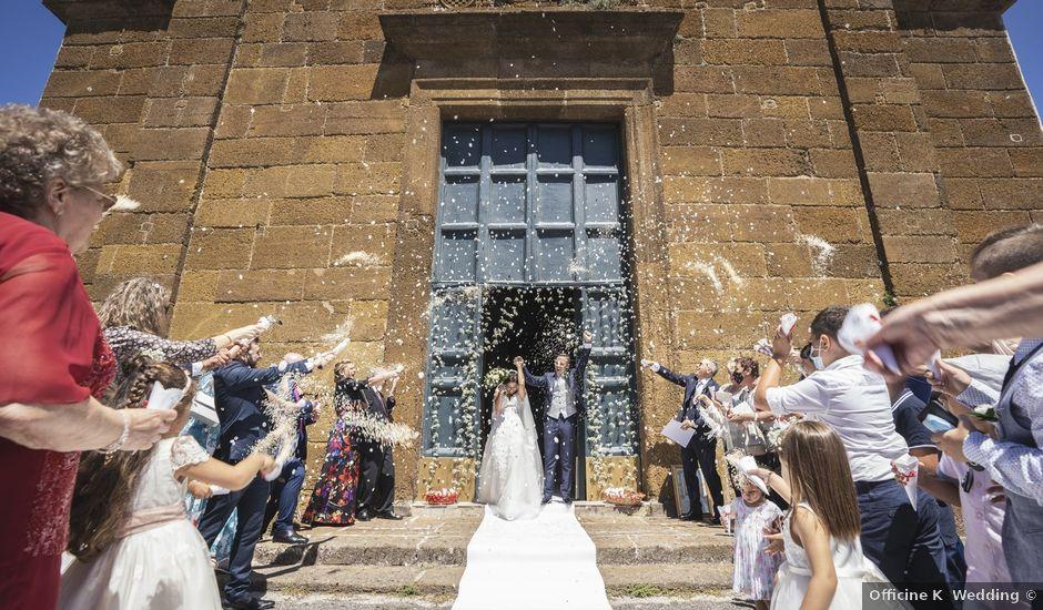 Il matrimonio di Roberto e Valeria a Rocca di Papa, Roma