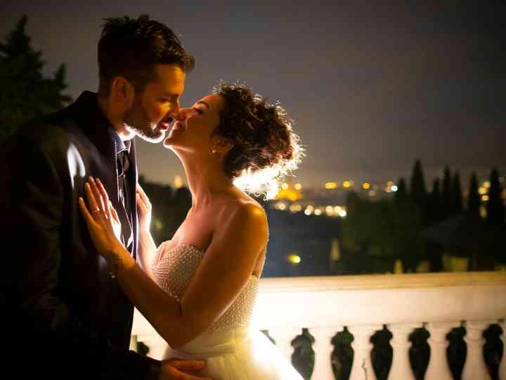 Le nozze di Mirka e Alessandro