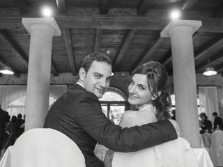 Le nozze di Stefano e Katia