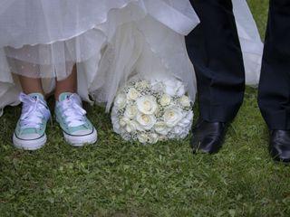 Le nozze di Giorgio e Sara 1