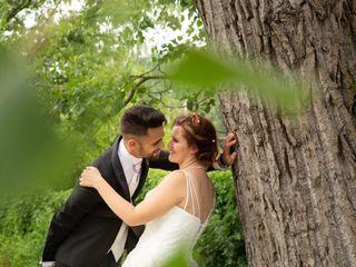 Le nozze di Stefania e Ippolito