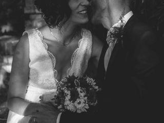 Le nozze di Romina e Michele