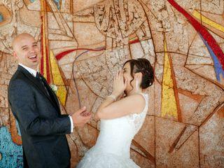 Le nozze di Antonella e Peter