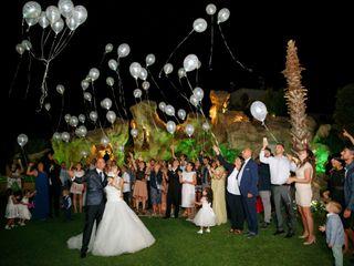 Le nozze di Antonella e Peter 1