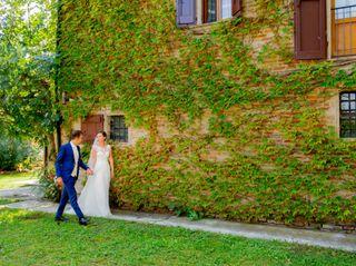 Le nozze di Elena e Mattia