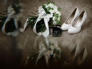 Le nozze di Daniela e Eduard 1