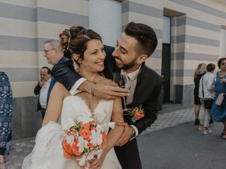 Le nozze di Martina e Daniel