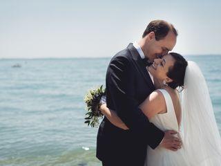 Le nozze di Cristiana e Mattia