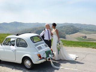 Le nozze di Maurizio e Flordeliz