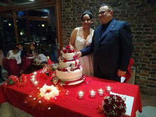 Le nozze di Johana e Stefano