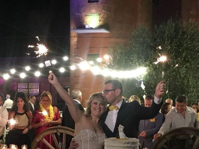 Il matrimonio di daniele e dalila a Roma, Roma 6
