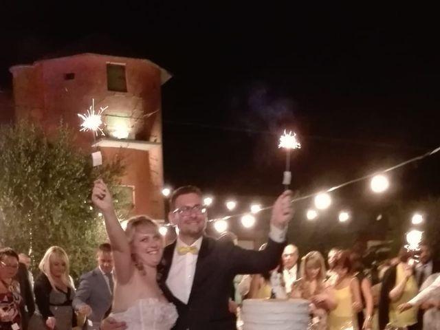 Il matrimonio di daniele e dalila a Roma, Roma 13