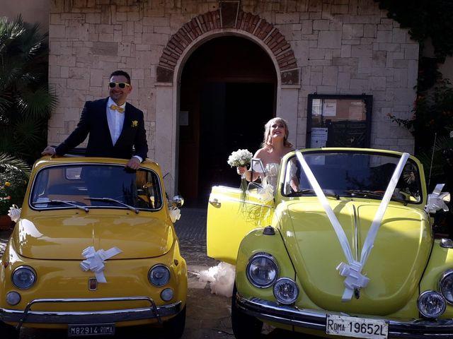 Il matrimonio di daniele e dalila a Roma, Roma 18