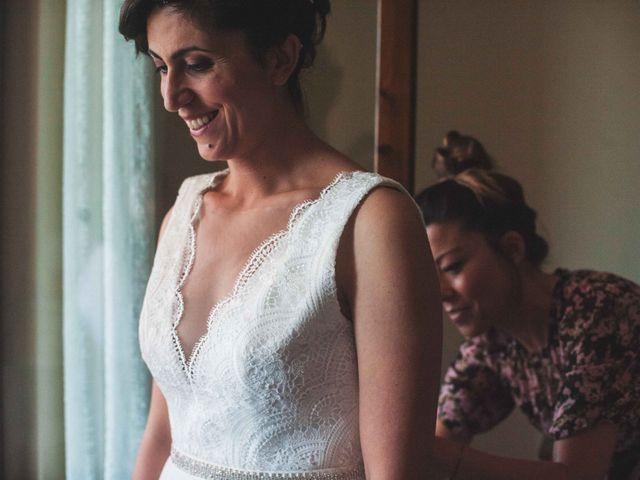 Il matrimonio di Michele e Romina a Castell'Arquato, Piacenza 13