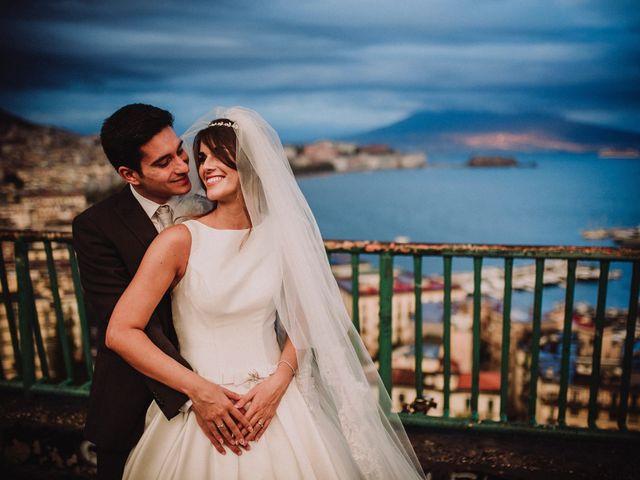Il matrimonio di Antonio Paolo e Gilda a Napoli, Napoli 35