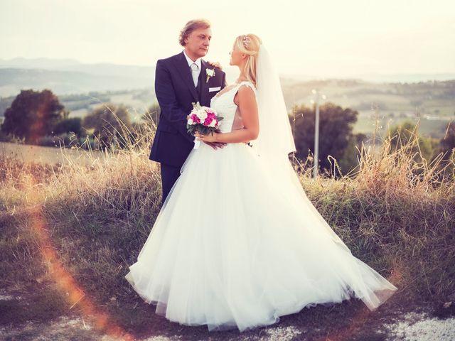Le nozze di Julia e Giorgio