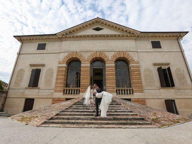 Il matrimonio di Leonardo e Ilaria a Vicenza, Vicenza 13