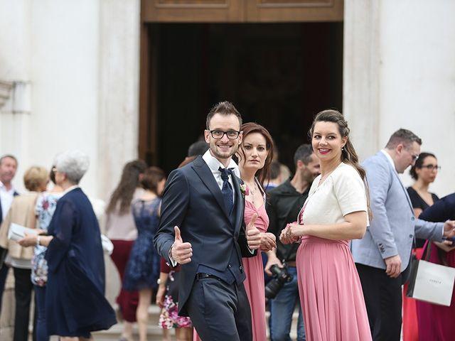Il matrimonio di Leonardo e Ilaria a Vicenza, Vicenza 19