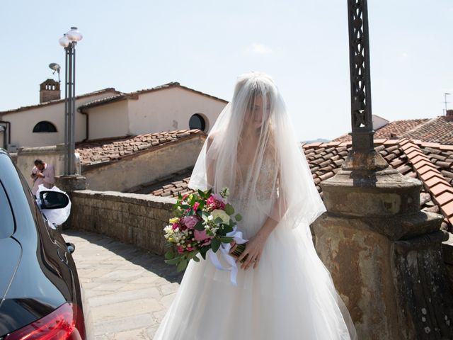 Il matrimonio di Francesco e Alice a Montespertoli, Firenze 9