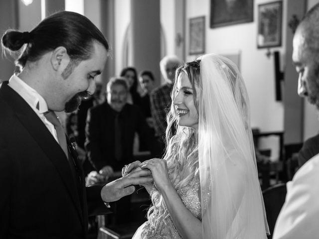 Il matrimonio di Francesco e Alice a Montespertoli, Firenze 10
