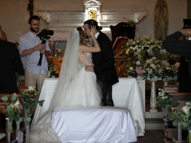 Il matrimonio di Francesco e Alice a Montespertoli, Firenze 11