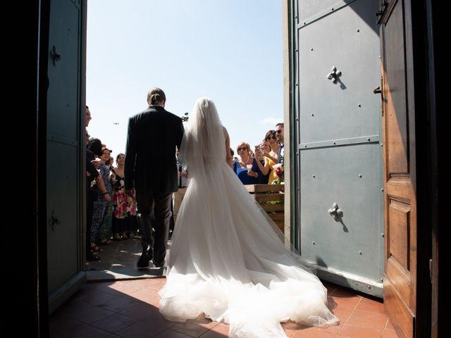 Il matrimonio di Francesco e Alice a Montespertoli, Firenze 13