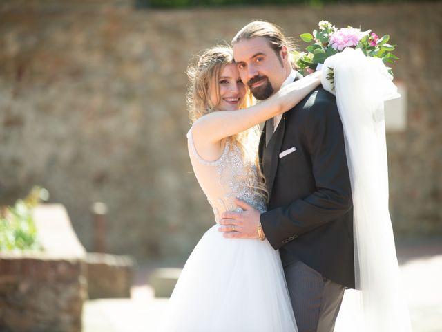 Il matrimonio di Francesco e Alice a Montespertoli, Firenze 17