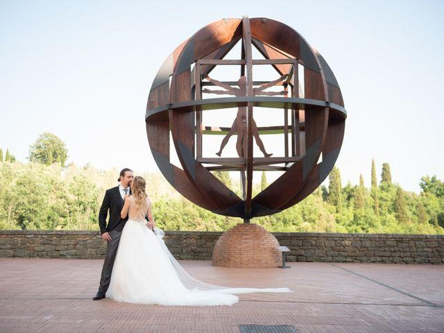 Il matrimonio di Francesco e Alice a Montespertoli, Firenze 22