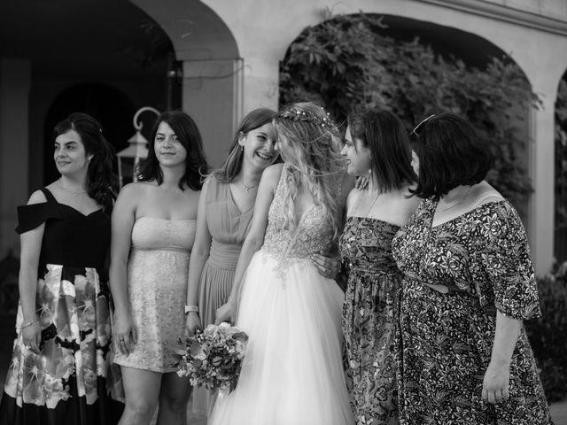 Il matrimonio di Francesco e Alice a Montespertoli, Firenze 32