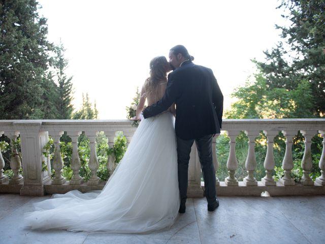 Il matrimonio di Francesco e Alice a Montespertoli, Firenze 34