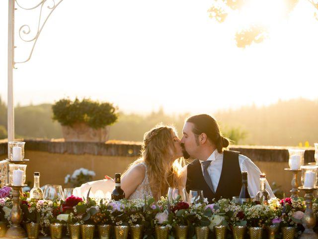 Il matrimonio di Francesco e Alice a Montespertoli, Firenze 36