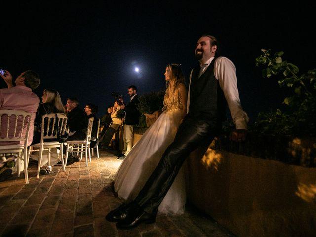 Il matrimonio di Francesco e Alice a Montespertoli, Firenze 40