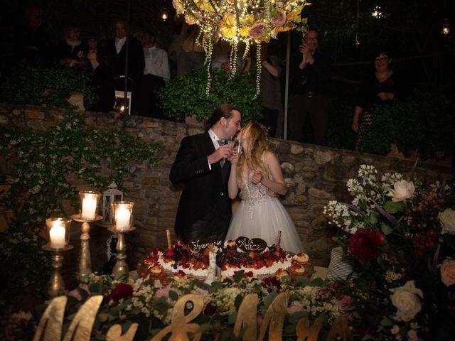 Il matrimonio di Francesco e Alice a Montespertoli, Firenze 42