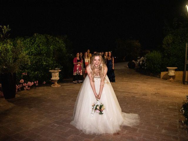 Il matrimonio di Francesco e Alice a Montespertoli, Firenze 43