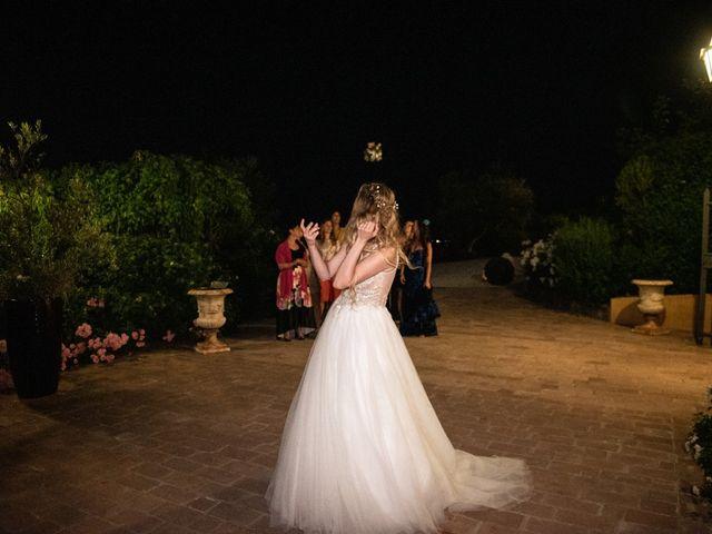 Il matrimonio di Francesco e Alice a Montespertoli, Firenze 44