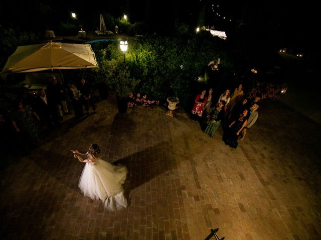 Il matrimonio di Francesco e Alice a Montespertoli, Firenze 45