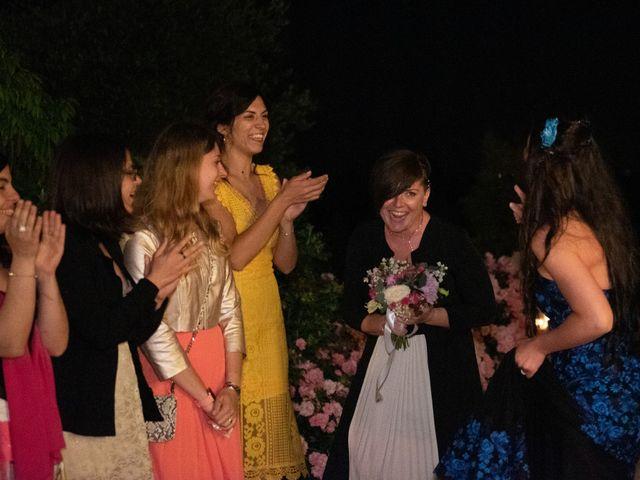 Il matrimonio di Francesco e Alice a Montespertoli, Firenze 46