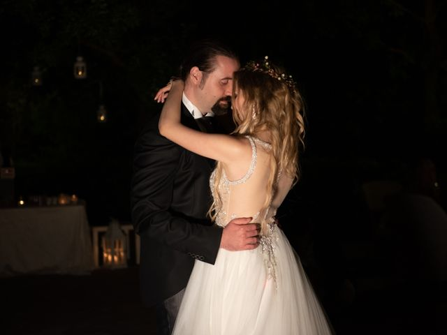 Il matrimonio di Francesco e Alice a Montespertoli, Firenze 47