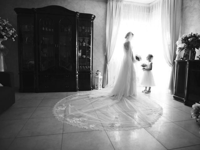 Il matrimonio di Domenico e Gina a Aversa, Caserta 24