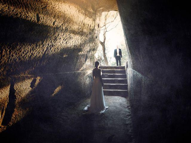 Le nozze di Gina e Domenico