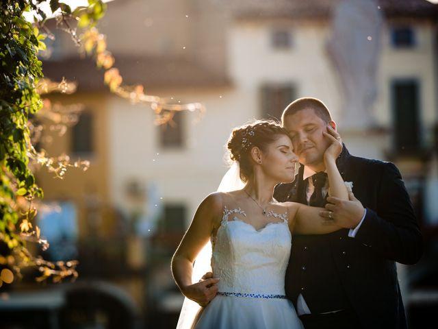 Le nozze di Daniela e Eduard